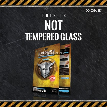 Samsung A5 X-One Extreme Shock Eliminator Screen Protector